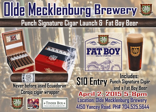 TinderBoxOld Meck Beer April 2