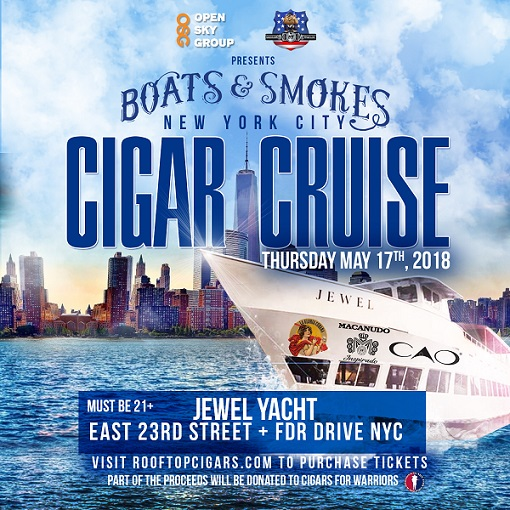NY) Open Sky Group and General Cigars presents the Annual